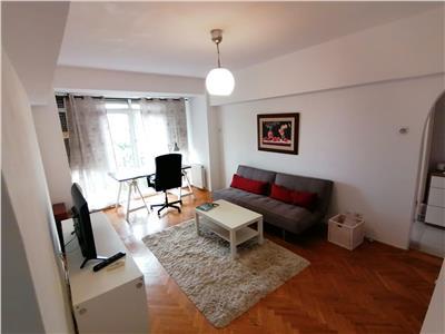 Inchiriere apartament  3 camere mobilat situat in zona Ateneului Roman