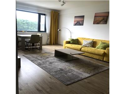 Inchiriere apartament 3 camere vedere padure baneasa greenfield