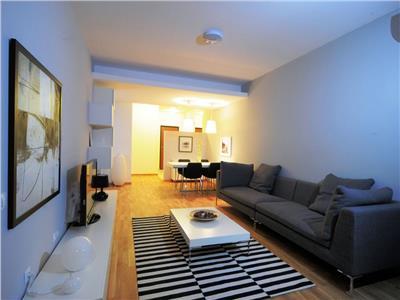 Inchiriere apartament 4 camere de lux in zona Baneasa - Jolie Ville.