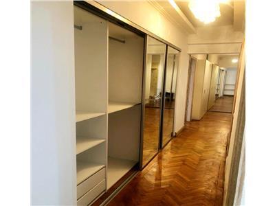 Inchiriere apartament 4 camere generos/elegant Icoanei / Parcul Ioanid