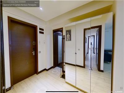 Inchiriere apartament 4 camere Herastrau Persepolis-Tur Virtual