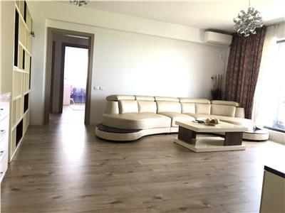 Inchiriere apartament 4 camere mobilat Baneasa Greenfield