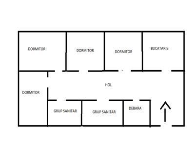 Inchiriere apartament 4 camere studenti metrou  iancului
