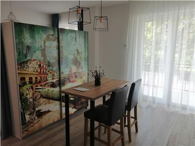 Inchiriere apartament cu o camera, bloc nou, situat in zona centrala