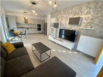 Inchiriere apartament de lux, 3 camere, bloc nou, Ploiesti,  Albert