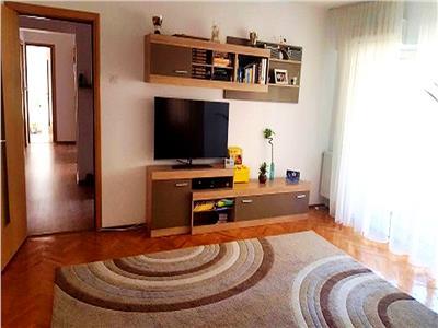 Apartament 3 camere, centrala termica, parcare, ultracentral, ploiesti