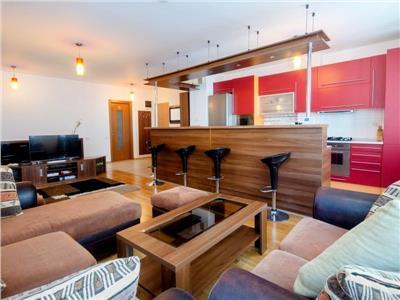 Inchiriere apartament elegant in complex rezidential Parcul Carol