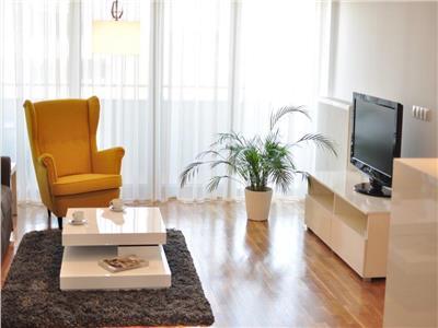 Inchiriere apartament  modern 2 camere Baneasa Sisesti