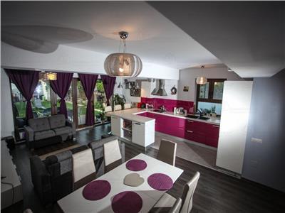 Inchiriere casa moderna Herastrau/Aviatiei/Baneasa cu 5 camere