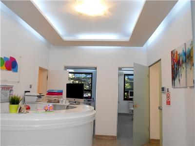 Inchiriere clinica dentara ultramodern mobilata/echipata/zona EROILOR