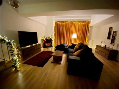 Inchiriere duplex 2 camere in imobil rezidential Parcul Carol