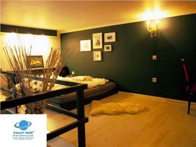 Inchiriere apartament loft deosebit in zona Gradina Icoanei