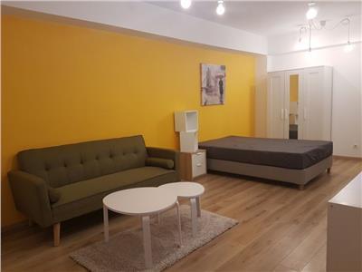 Inchiriere garsoniera Parcul Carol Serena Apartments BLOC NOU