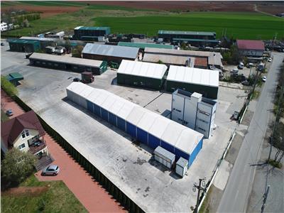 Inchiriere hala in zona industriala prahova dn1