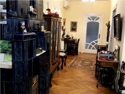 Inchiriere parter vila/ resedinta eleganta/mobilier stil Stirbei Voda