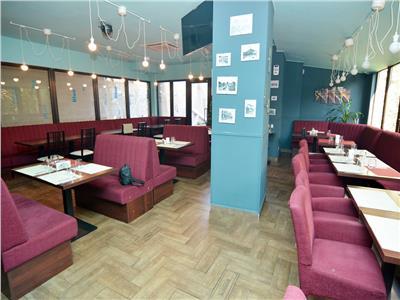 Inchiriere restaurant 165 mp echipat integral  eminescu