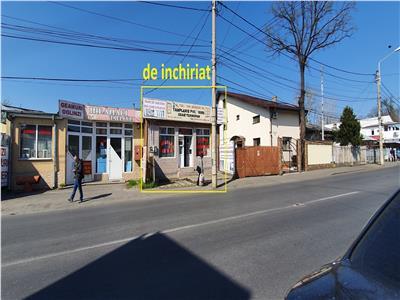 Inchiriere spatiu comercial in Ploiesti, zona Ceoceanu