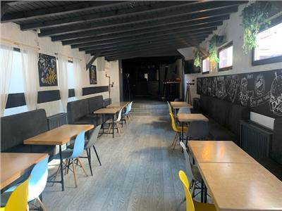 Inchiriere spatiu restaurant + terasa, Ploiesti, zona Centrala