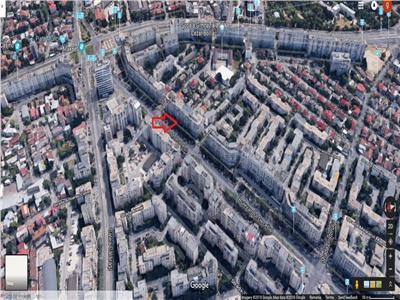 Inchiriere spatiu stradal 110mp Blvd Decebal piata Muncii
