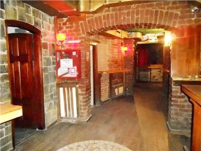 Inchiriere subsol amplu ideal club / pub avizat isu / b-dul dacia