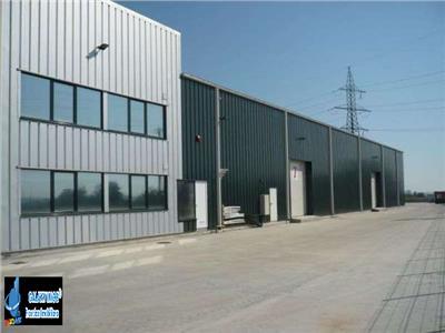 Inchirieri spatii industriale si birouri in buftea