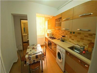 Inchiriez apartament 2 camere in cornisa mobilat si utilat lux