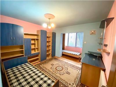 Inchiriez apartament cu 2 camere complet mobilat si utilat in tudor