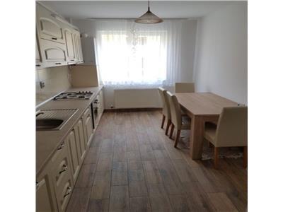 Inchiriez apartament cu 2 camere mobilat si utilat modern