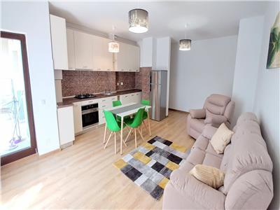 Inchiriez apartament cu 2 camere modern utilat si mobilat, langa Eon