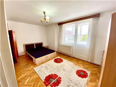 Inchiriez apartament cu 2 camere ultracentral mobilat si utilat modern