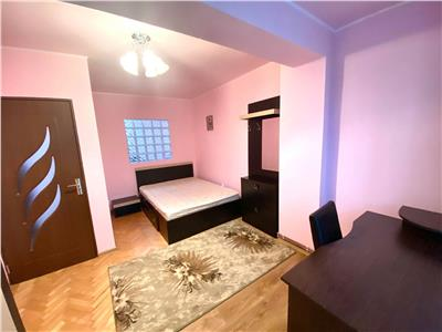 Inchiriez apartament cu 3 camere , strada romanu vivu, zona umf
