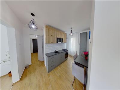 Inchiriez apartament cu 3 camere modern mobilat la 5 min de UMF