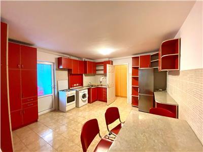 Inchiriez apartament cu 4 camere in 7 Noiembrie complet mobilat