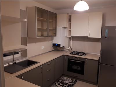 Inchiriez apartament de 2 camere in Coresi Avantgarden, langa Belaqva