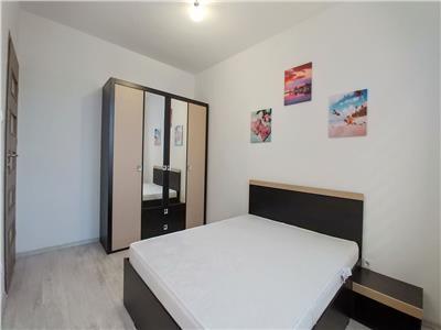 Inchiriez apartament in  bloc nou, cartier damnbu, complet mobilat !