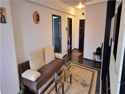 Vand apartament in  bloc nou, cartier dambu, mobilat !