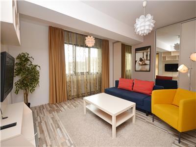 Inchiriez apartament lux 2 camere bloc nou Stefan cel Mare