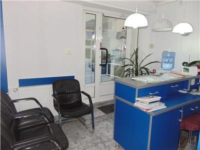 Inchiriez centru medical cu 3 cabinete in tudor zona fortuna Targu Mures