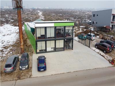 Investitie Teren+Cladire de Birouri si anexe, Zona Theodor Pallady