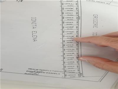 Loturi teren cu autorizatie duplex 540mp-Domnesti