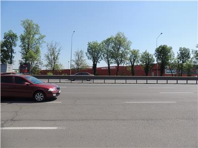Mall baneasa, 4629mp, deschidere 36m la sos. bucuresti-ploiesti