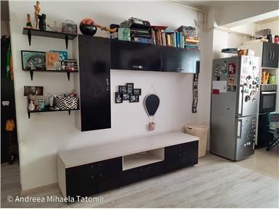 Militari residence apartament 3 camere, mobilat, utilat, 2 bai, 64.900