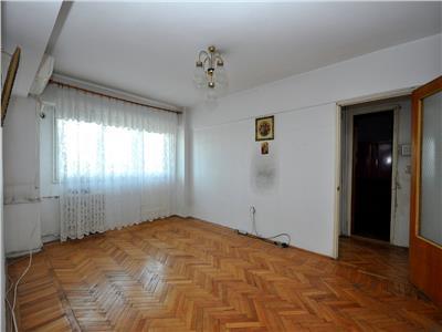 Militari Uverturii apartament 3 camere, 2 bai, bloc 1982, anvelopat