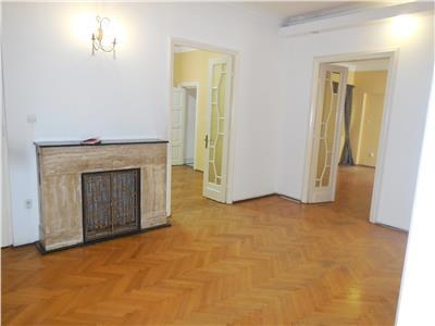 Parter vila interbelica perfect pentru birouri DOROBANTI / POLONA