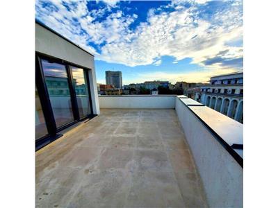 Penthouse 4 camere universitate bloc nou