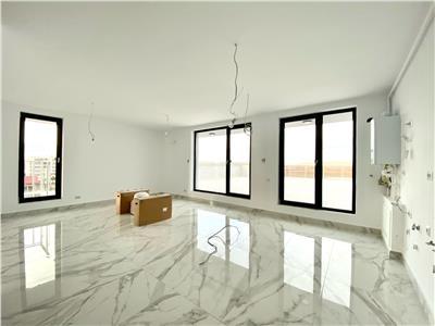Penthouse de lux, 4 camere, terasa 95 mp, zona albert, ploiesti