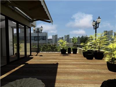 Penthouse de lux piata domenii