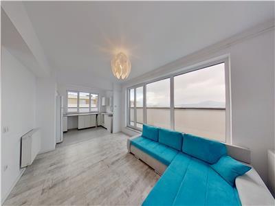 Penthouse exclusivist de 100 mp, terasa 39 mp pe 2 nivele langa Coresi