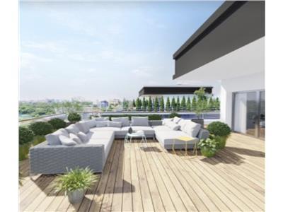 Penthouse spectaculos tip duplex vedere lacul floreasca