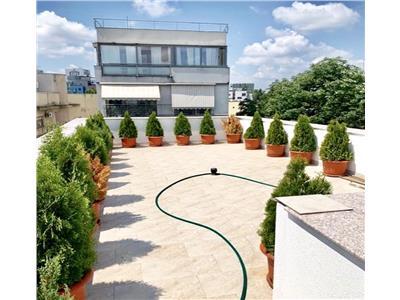 Penthouse-Ultracentral-PIATA ROMANA -EMINESCU -Terasa 110 mp